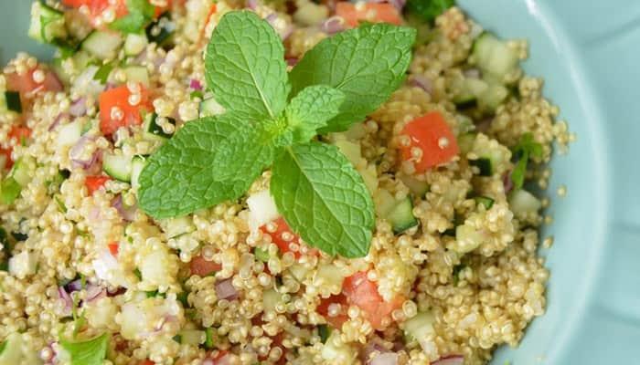 receitas faceis de saladas quinoa